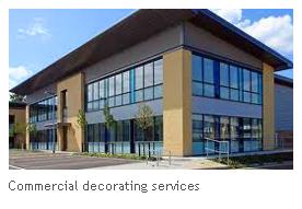 commercial decorators image