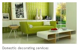 domestic decorating image