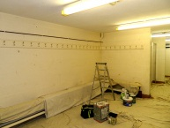 Changing Rooms painting and decorating – before work began